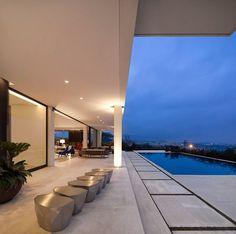 Casa com design moderno – São Paulo