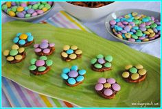 Easy Spring Treats in Dessert Recipes, Easter, Easter Recipes, Recipes Holiday Treats, Holiday Recipes, Holiday Fun, Easter Recipes, Dessert Recipes, Kid Recipes, Recipies, Spring Treats, Spring Desserts