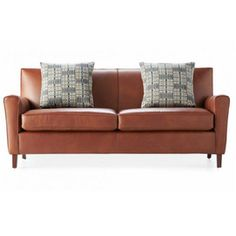 Whole Home®/MD Gavin Leather Loveseat - Sears