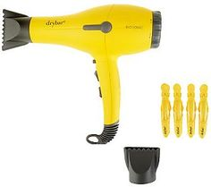 Best Hair Tool Nominee Drybar Blowout In-a-Box Hair Dryer & Styling Clips Drybar Hair Dryer, Hair Dryer Nozzle, Hair Dryer Reviews, Perfect Blowout, Best Hair Dryer, Professional Hair Dryer, Air Dry Hair, Shiny Hair, Styling Tools