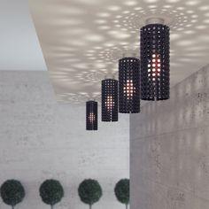 Plafonnier design en verre, Hego - Irregolare