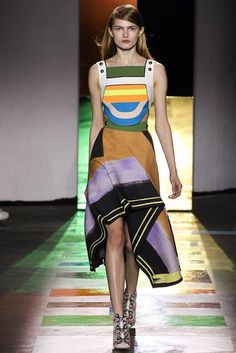 Peter Pilotto, Look #34