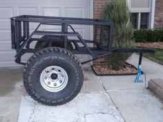 Off road trailer Suspension Tech - Pirate4x4.Com : 4x4 and Off-Road Forum