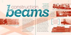 book page layout design