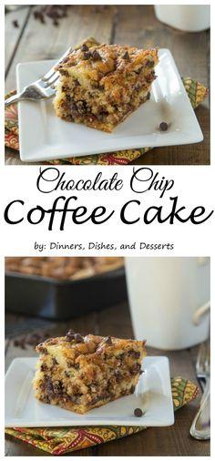 Chocolate Chip Coffe