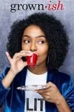 Grown-ish (Freeform-January 3, 2018) a sitcom series created by Kenya Barris.  Zoey Johnson heads to college and begins her journey to adulthood, but she quickly discovers that everything isn't going to go her way when she leaves the nest. Executive Produced by Anthony Anderson, Brian Dobbins. Stars: Deon Cole, Trevor Jackson, Francia Raisa, Emily Arlook, Jordan Buhat, Chris Parnell.
