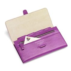 LOVEEE this travel wallet.VERY  pricey but so ME! :)