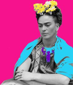 A new book traces Mexican artist Frida Kahlo's influence on the world of fashion.
