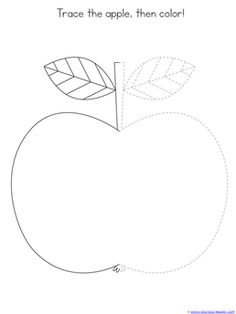 Tracing Fun with Apples (1)