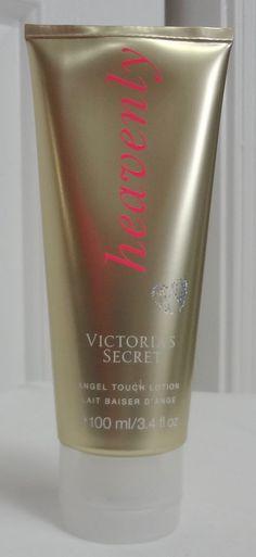 Victoria's Secret HEAVENLY Angel Touch Lotion 3.4 oz. 100 ml Women #VictoriasSecret