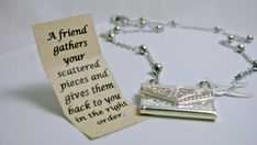 Letter Locket Necklace, Envelope Necklace, Friendship Necklace, Bird Necklace, Silver Personalized Necklace, Secret Message on Etsy, $27.55 AUD