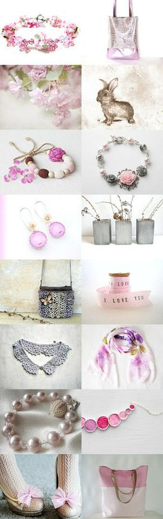 Spring ♥ 119 by Andrea on Etsy--Pinned with TreasuryPin.com
