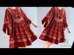 Short Kurti Designs, New Kurti Designs, Kurti Designs Party Wear, Blouse Designs, Fancy Dress Design, Stylish Dress Designs, Designs For Dresses, Girls Dresses Sewing, Dress Sewing Patterns