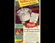 Presto Cooker ad, 1949