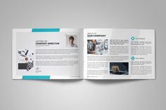 Company Profile Brochure v2 #INDD#IDML#version#Tools Template Brochure, Design Brochure, Company Brochure, Graphic Design Layouts, Flyer Template, Flyer Design, Ad Company, Company Profile Design, Corporate Profile