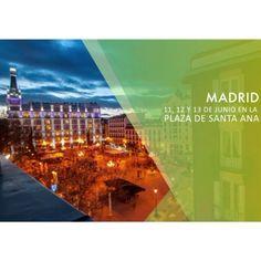 ¡Ven a conocer #Andalucía y #tumejortu a la Plaza Santa Ana de #Madrid! / Come to Santa Ana Square of Madrid! You will find #Andalusia and #yourbestyou!  #España #Spain #turismo #tourism #viajes #viajar #travel #andaluciagrafias #video