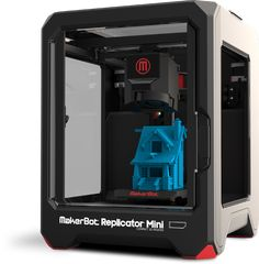 MakerBot® Replicator® Mini Compact 3D Printer- SHIPPING SPRING 2014