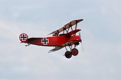 Fokker Dr1 #flickr #plane #WW1 #replica