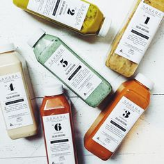 Sakara Superfood. Beautifully packed salad dressings. (More design inspiration at www.aldenchong.com) #packaging