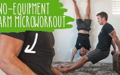 Every week we curate the best articles and videos on home workouts. Find tips for different fitness levels, training with and without equipment, and more. Arm Workouts At Home, Good Back Workouts, Fast Workouts, Body Workouts, Gym Workout Quotes, Workout Ideas, Stepper Workout, Everyday Workout, Kettlebell