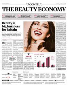 The Beauty Economy 2015