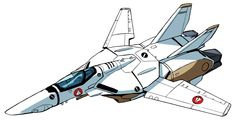 VF-1A | vf 1a in fighter mode variant vf 1a kakizaki valkyrie notes debut ...