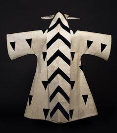 Henri Matisse, Costume for a mourner c.1920, cotton-wool felt, cotton-silk velvet, sized cotton, steel wire, cotton lining centre back