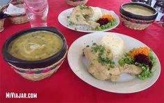 ajiaco santafereño #foodlover #food #comida #gastronomia #travel