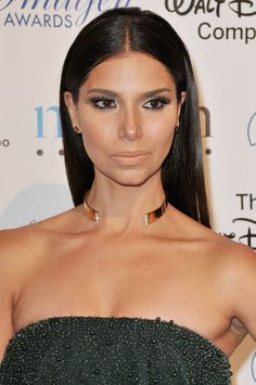 Roselyn Sanchez wears the Mini Lia Crystal Collar to the Annual Imagen Awards Puerto Rican Singers, Devious Maids, Roselyn Sanchez, Rush Hour, Kim Kardashian, Hollywood, Celebs, Actresses, Model