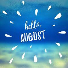 Hello, August.