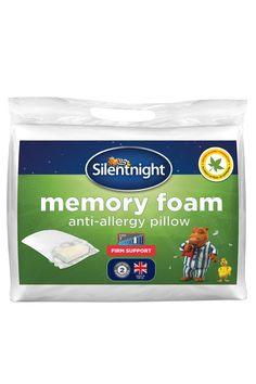 Silentnight Memory Foam Pillow Firm