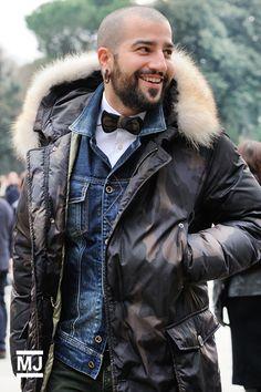 Monsieur Jerome/ Eu casaria com ele vestido assim..ou me vestiria assim pra casar com ele!!