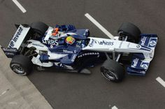2005 Williams FW27 - BMW (Mark Webber)