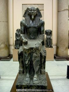 The Egyptian Museum  - Cairo and Nile Cruise http://www.maydoumtravel.com/Egypt-Travel-and-Tour-Packages/4/0/