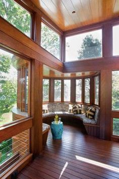 Gorgeous open windows