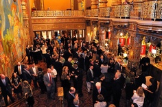 A gala is held Friday November 18, 2011 to celebrate the re-opening of the Landmark Theater in Syracuse.