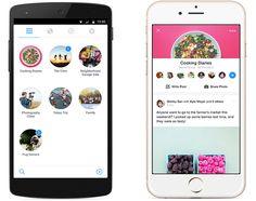 Facebook lanza nueva app para Grupos