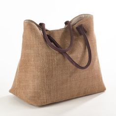 Shop for Taleen Collection Classic Design Jute Handbag. Free Shipping on orders over $45 at Overstock.com - Your Online Handbags Outlet Store! Get 5% in rewards with Club O!