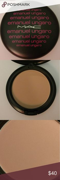 Emanuel Ungaro - Flower Mist Dew - Beauty Powder (Brand New) never used - Limited Edition Beauty Powder from the Emanuel Ungaro collection with MAC. MAC Cosmetics Makeup Blush