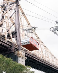 Manhattan neighborhoods: everything you should know if you're thinking about living on Roosevelt Island. Manhattan Neighborhoods, Roosevelt Island, Nyc Real Estate, New Perspective, Golden Gate Bridge, Townhouse, The Neighbourhood, Fair Grounds, Urban