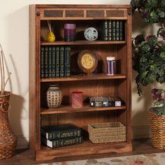 Sedona Bookcase by Sunny Designs at Conlin's Furniture
