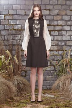 Honor   Pre-Fall 2014 Collection   Style.com