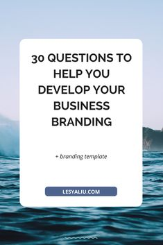 Branding business is more than developing alogo. Branding encompasses all of the brand experiences from how it looks and sounds, to what it offers, and how it handles customers. Everything – yes, everything – your company or blog does is branding. So you really need to define your company bran...