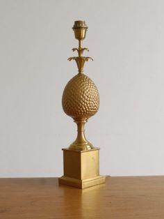 1970 MODERNIST LAMP Hollywood Regency Mid-Century-Modern Evans Eames