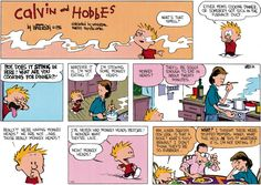 Calvin and Hobbes strip for May 29, 2016