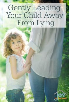 Lying can be a hard thing for parents to work through with children, but the VOWELS of Dealing with Lying will help you lead your child to truth.