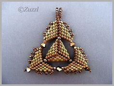Triangle in a triangle