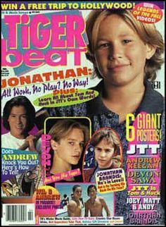 teen magazine covers 29 Nostaljik