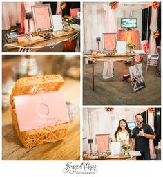 Another favorite setup by I Do Weddings and Aloha Event Productions at #Hawaiibridalexpo. Chris and Kim are the best at custom design and decor @bridesclu