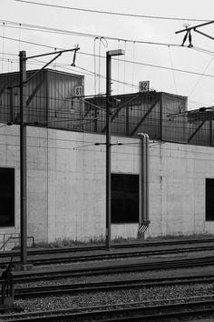 Railway Engine Depot by Herzog & De Meuron